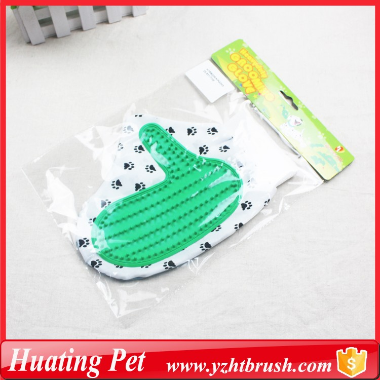 doggy cleaning gloves