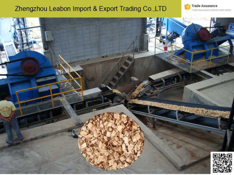 Wood Scraps Wood Chipper Mill