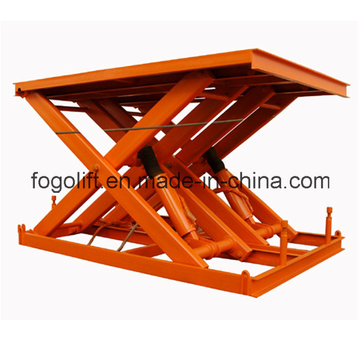 Material Handling Lift Table Lifting Equipment for Warehouse Using