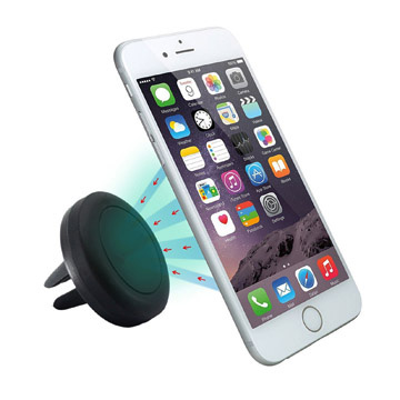 Light and Convenient Air Vent Magnetic Car Mount Phone Holder