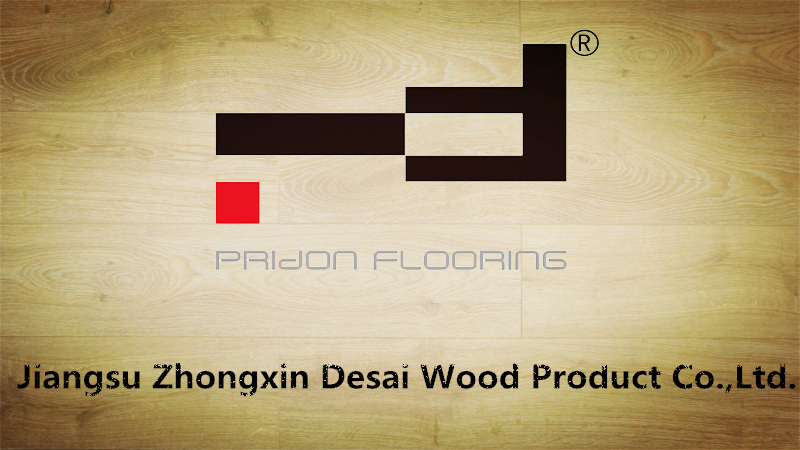 German Technology Home Decoration Embossed Laminate Flooring