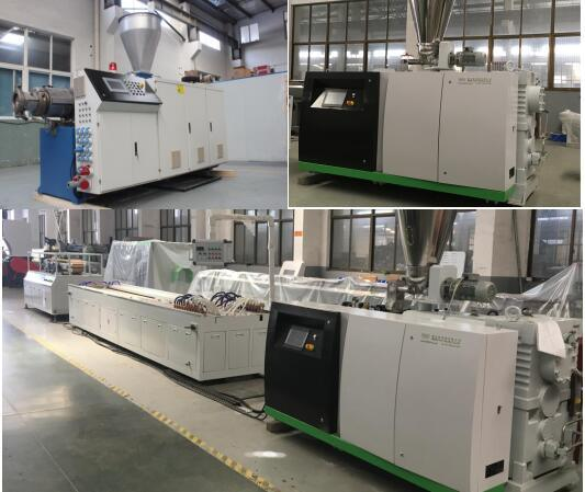 Polycarbonate (PC) LED Light/Lamp Shade Profile Extrusion Machinery