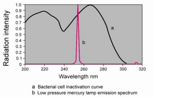 Pepsi-Cola Factory Water UV Ultraviolet Disinfection Sterilizer