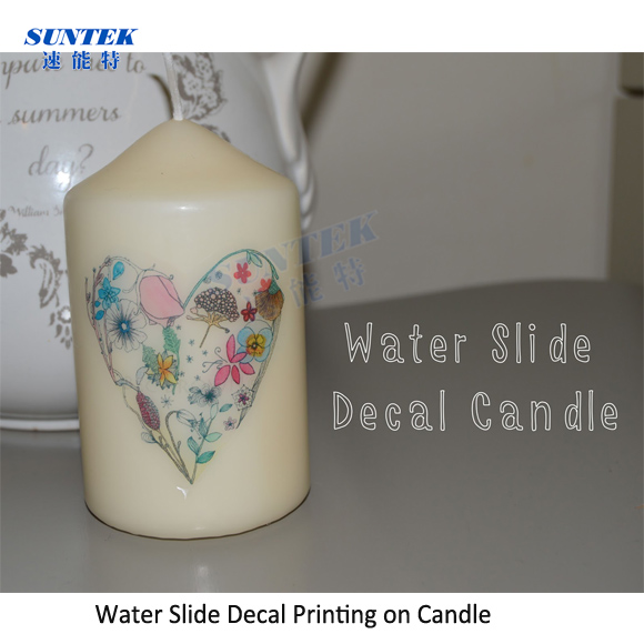 Light Color Inkjet Water Decal Paper for Ceramics and Other DIY Craft