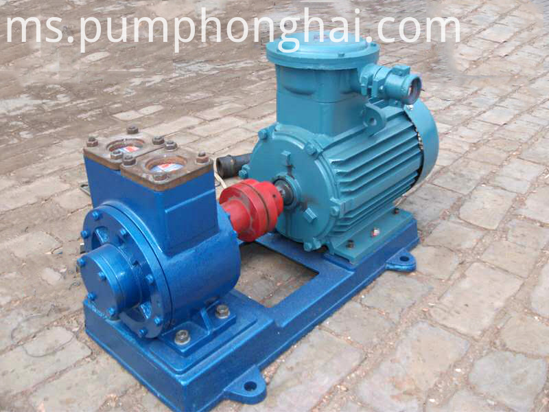 Cast Iron Sliding Vane Oil Pump