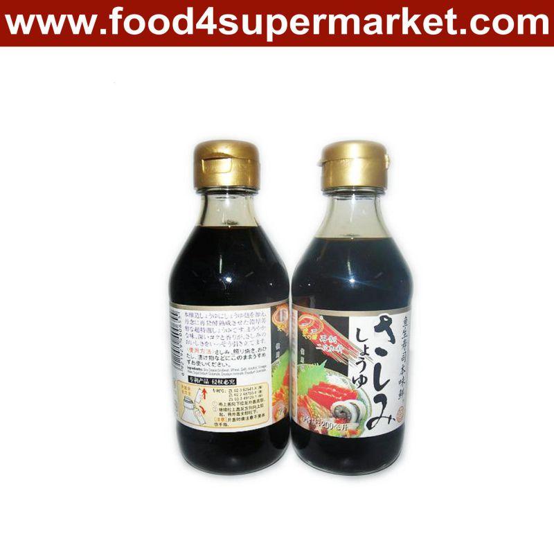 Japanese Soy Sauce 200ml 100ml 8L