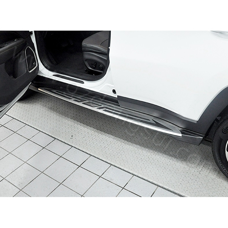 Aluminum Running Board Side Step Nerf Bar for Jeep Compass 2011-2015