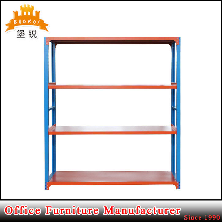 Light Duty Goods Shelves Warehouse Metal Storage Rack