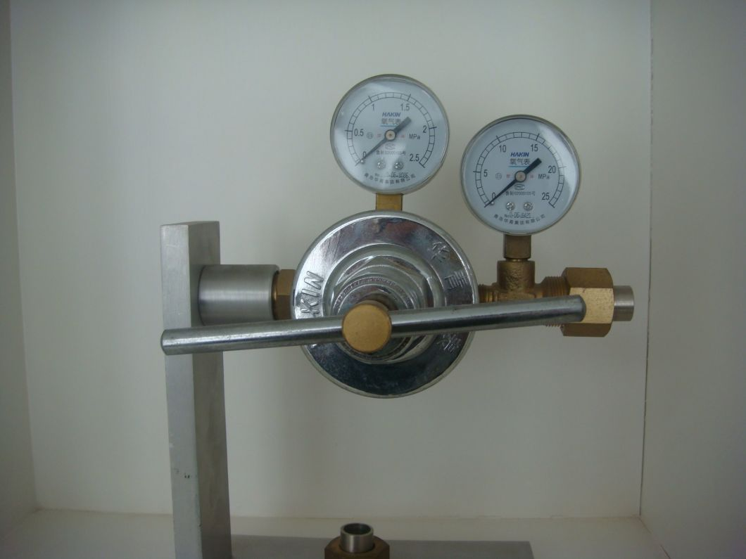 Oxygen Pipe Series Pressure Reducer Gas Regulator with