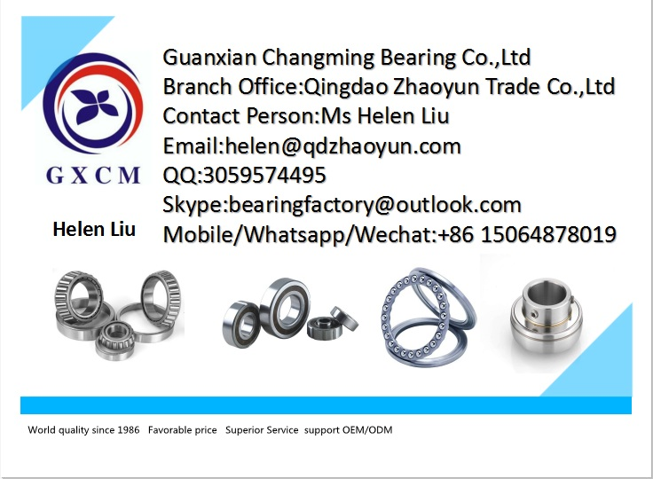 High Precision Single Row Taper Roller Bearing
