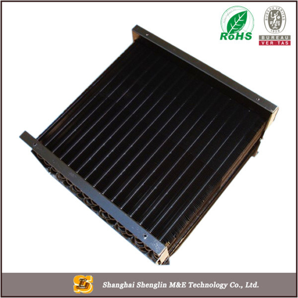 Copper Tube Aluminum Fin Air Cooled Condenser