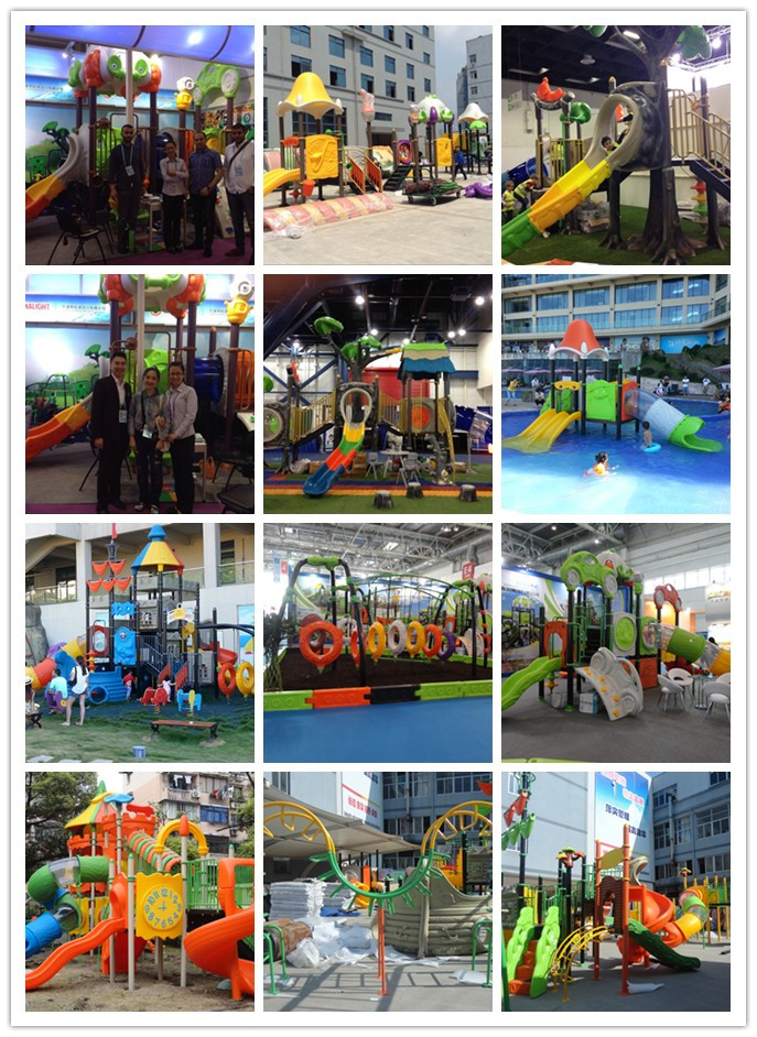 2014 Amusement Equipment