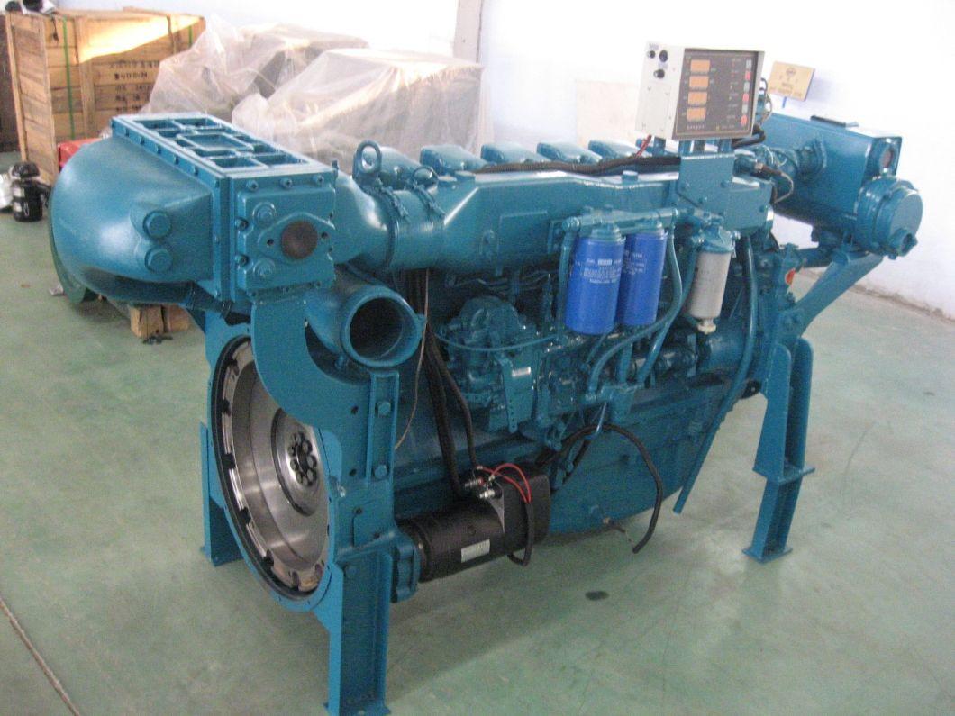 200-300kw Marine Diesel Engine for Generating Use