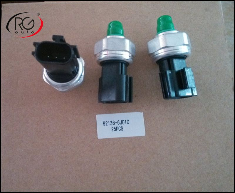 High Quality Air Conditioning Pressure Switch 92136-6j010, 92136-1fa0a, 92136-32600, 92136-6j001