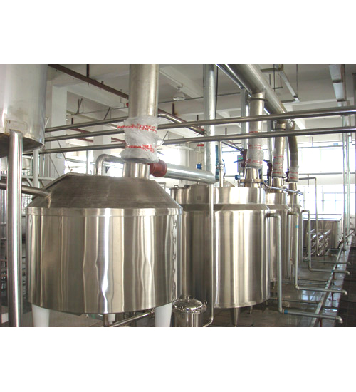Full Automatic Instant Soybean Milk Powder Processing Line