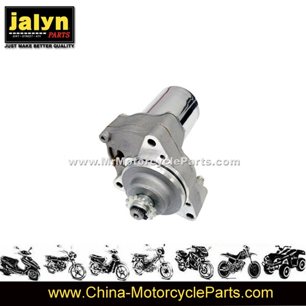Motorcycle Starter Motor for Biz-100 Motorcycle Electric Parts