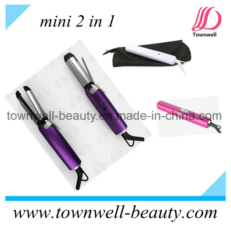 Easy Carry Mini Hair Straightener for Travel