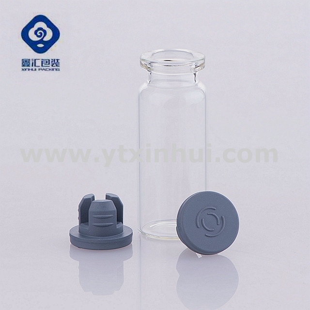 Medical Lyophilized Rubber Stopper for Freeze Dried Injection Powder