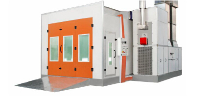 European Style of Spray Booth Garage Equipment