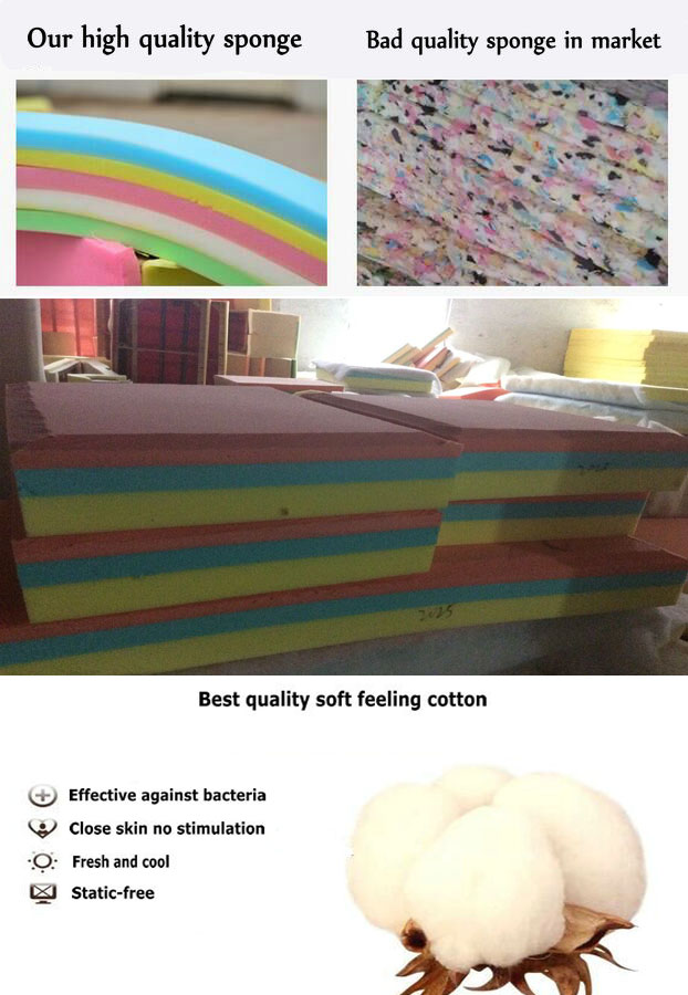 Blue Color, Simple New Classic Sofa, Fabric Sofa (F530)