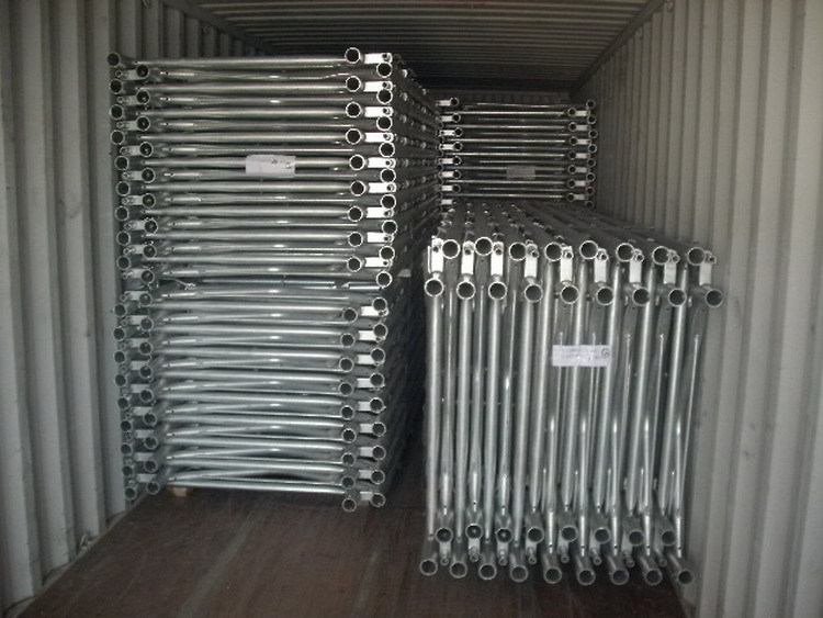 Hot Dipped Galvanized Livestock Equipment Cattle Headlock