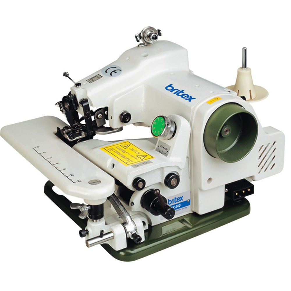 Br- 500 Domestic Blind Stitch Sewing Machine