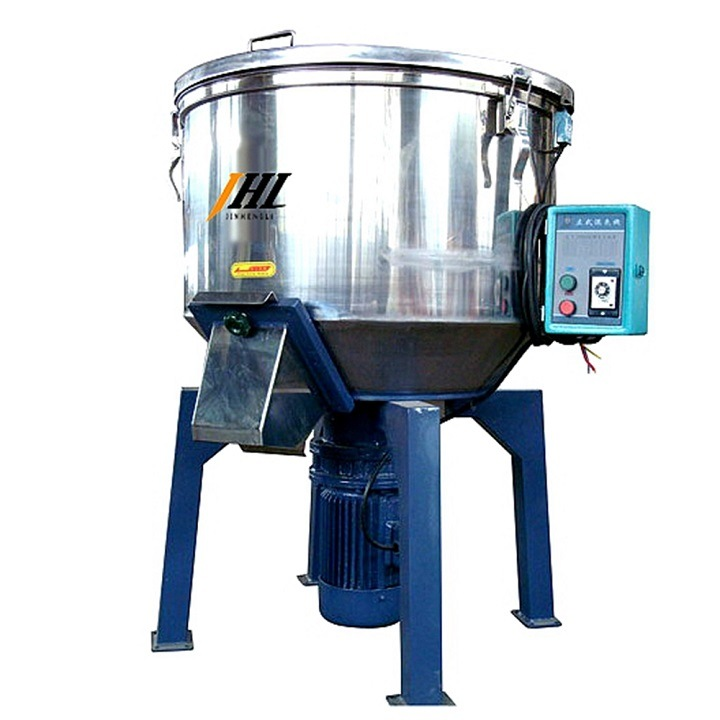 Stainless Steel Paddle Type Plastic Color Mixer/Blender with 100kg Pm100