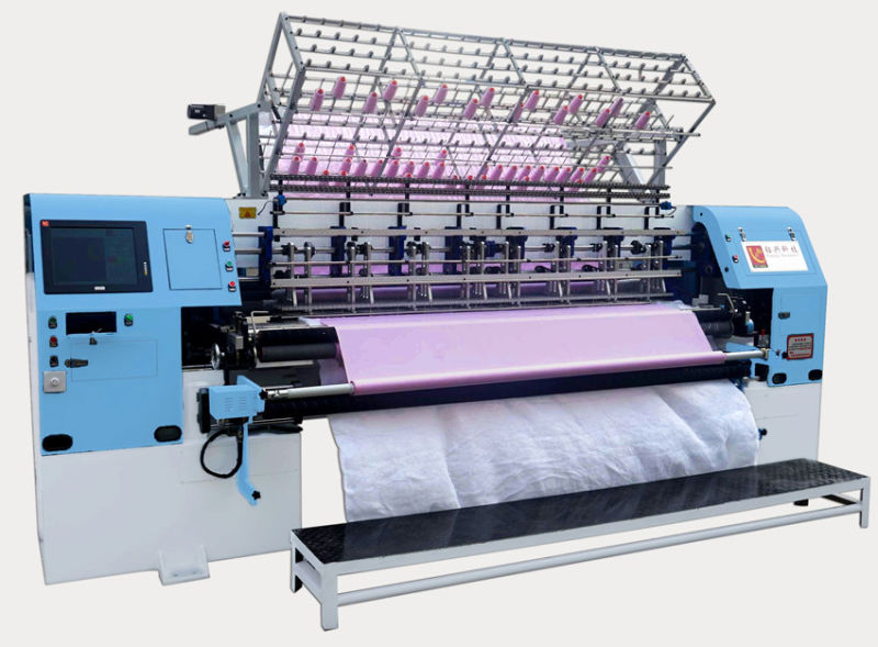 Computerized High Speed Sewing Machine for Bedding