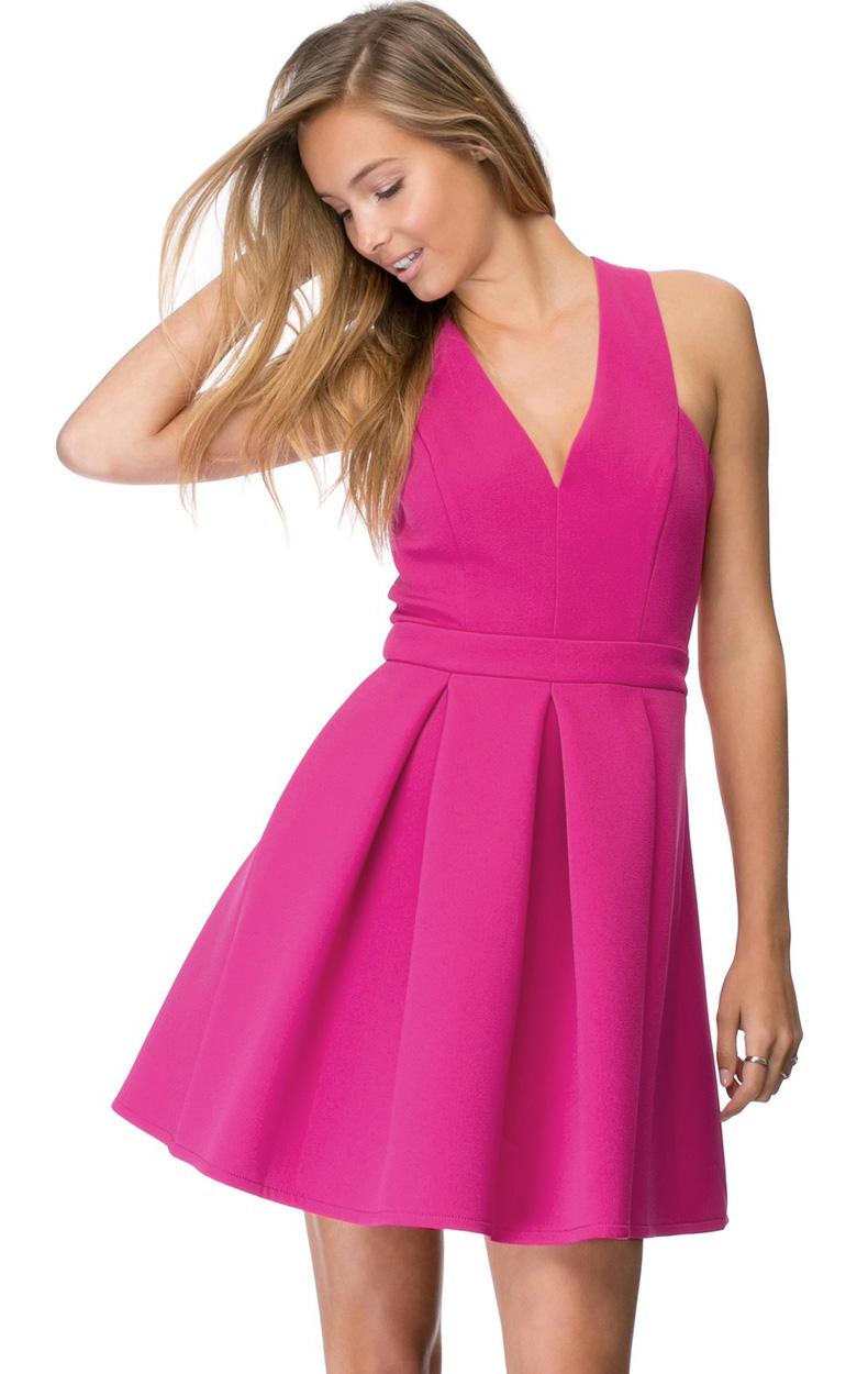 Factory OEM New Fashion Elegant Patch Work Women Dress
