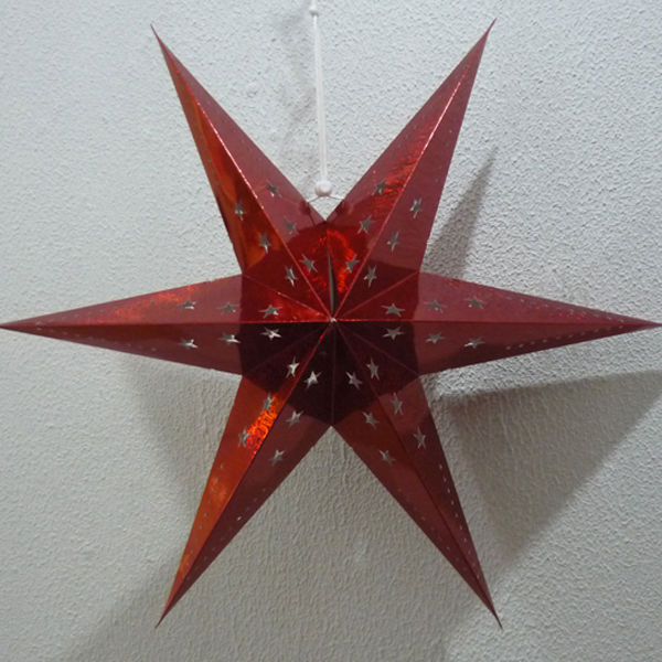 New Design 3D Wall Decoration Creative Star 220X220
