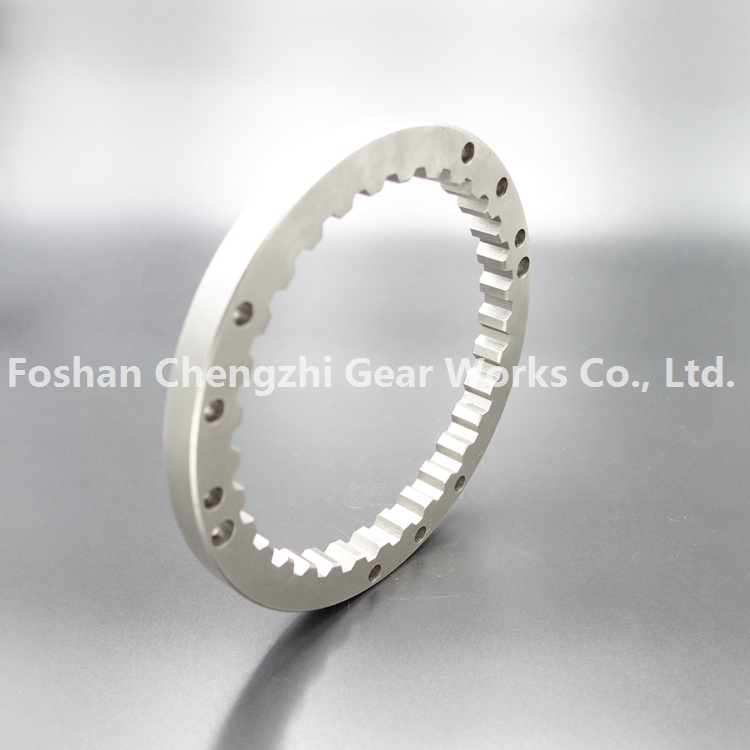 Nonstandard Transmission Gear Ring Gear for Various Machinery Customized Design