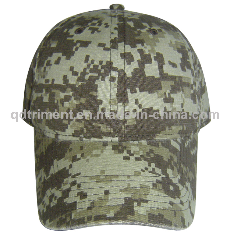 100% Cotton Twill Plain Washed Baseball Sport Cap (TRNB025)