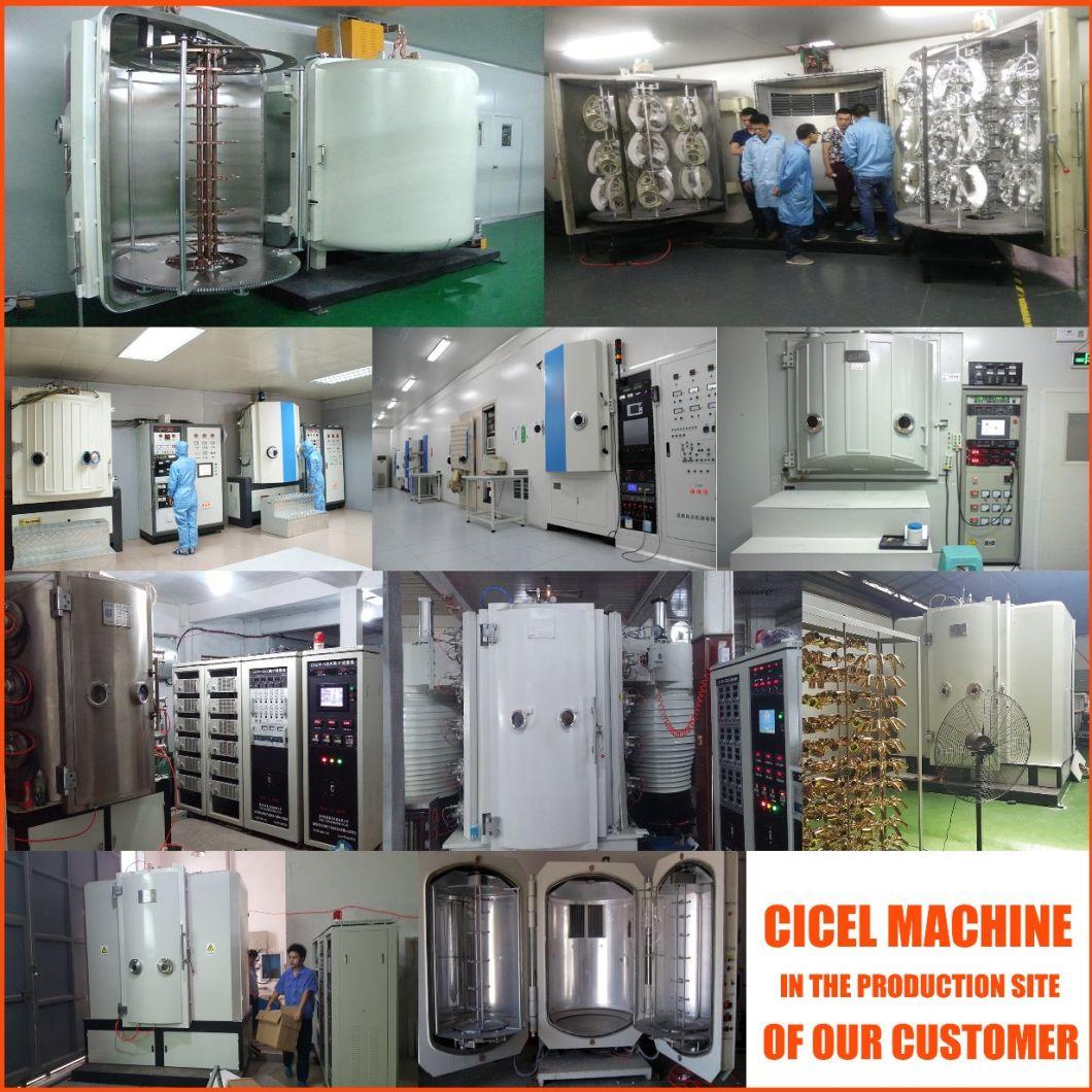 Sresin Beads Vacuum Coating Machine/Jewelry PVD Coating Machine/Plastic Decorative Vacuum Coating Machine