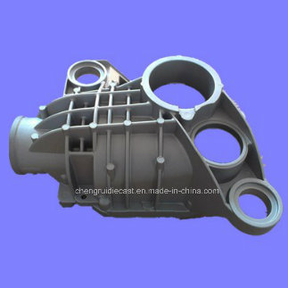 OEM Aluminum Alloy Precision Die Casting for Outer Base