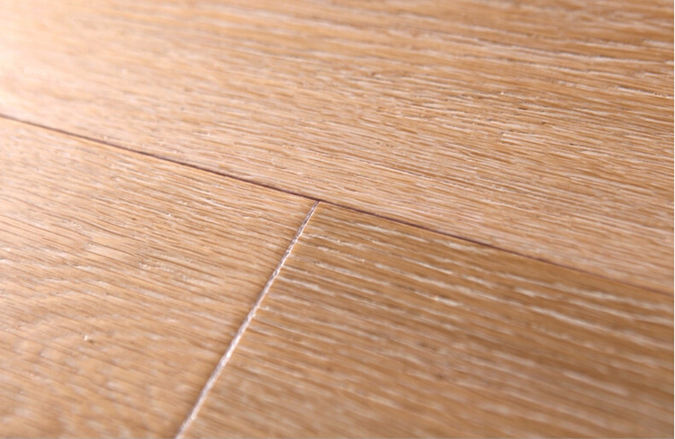 Engineered Solidwood Flooring-Oak/Ash/Elm/ Multi-Layer Handscraped Antique
