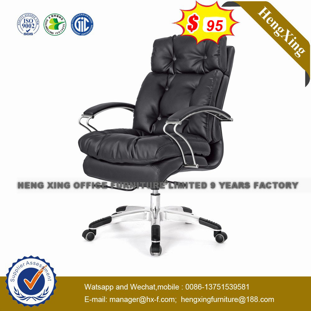 Chinese Furniture PU Leather Navy Executive Chair (HX-8064B)