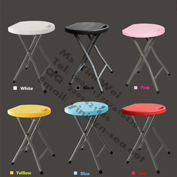 Plastic Folding Stool Outdoor Stool Camping Stool