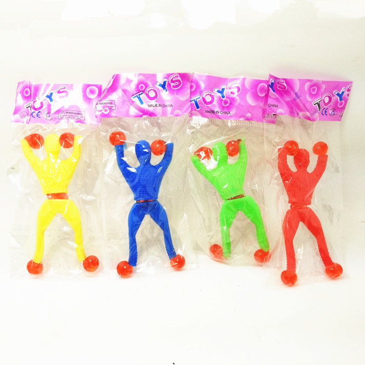 Wholesale Sticky Window Crawler Wall Walker Childrens Party Favors Toy