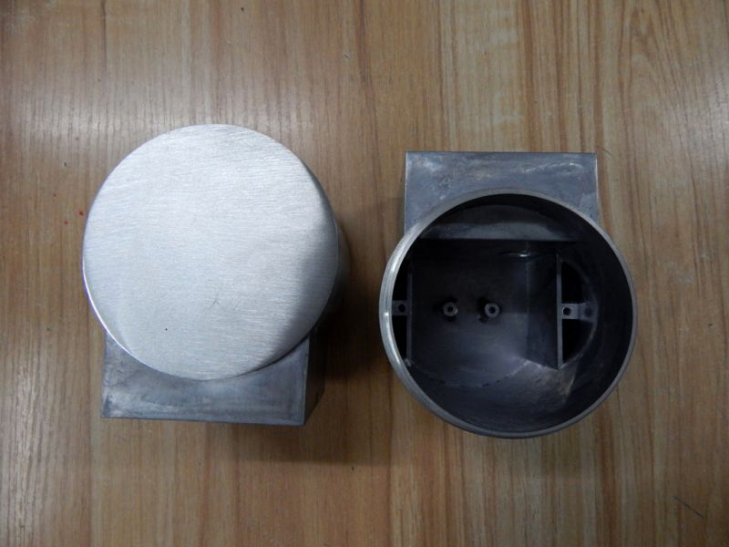 Lamp Body/Tube LED up/Die Casting/CNC