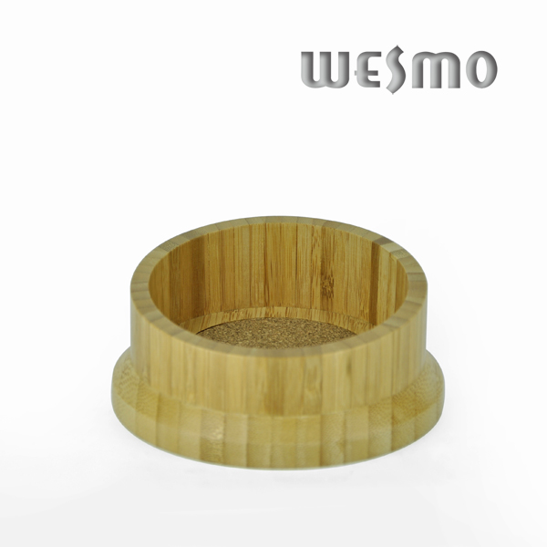 Bamboo Wine Bottle Holder and Caddy