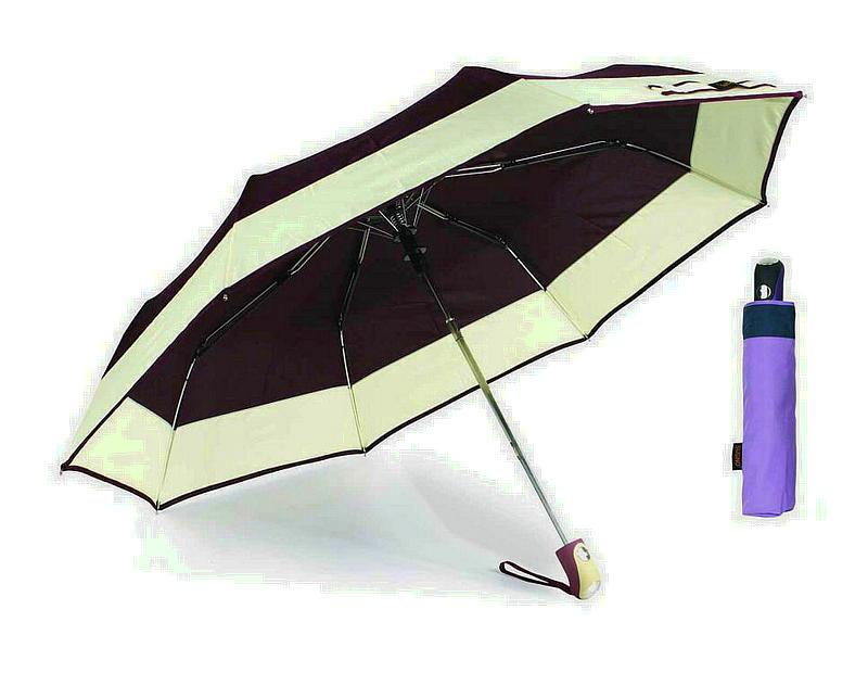 Border&Edge Compact Automatic Windproof Umbrella (YS-3FA22083960R)