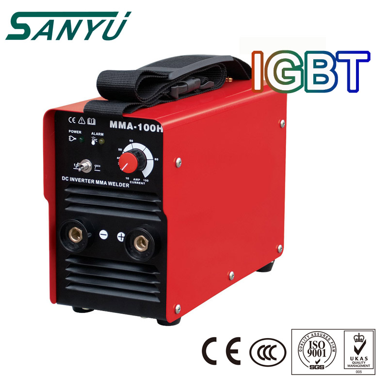 Sanyu IGBT Inverter Mini Welding Machine with High Duty Cycle