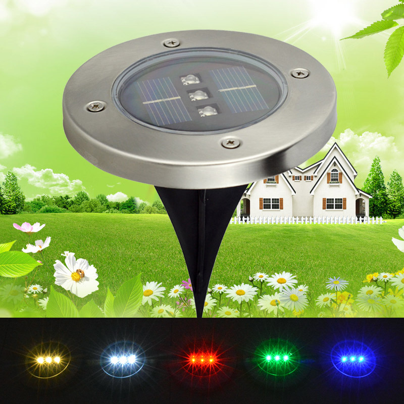 IP65 LED Spike Landscape DMX Controllable Garden Courtyard Light
