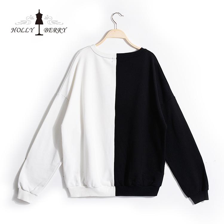 Woven Hoodies Sweatshirts