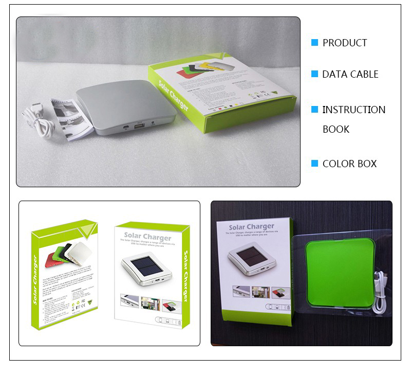 Promotional Hot Sucker Portable Mobile Power Bank with RoHS 2600mAh