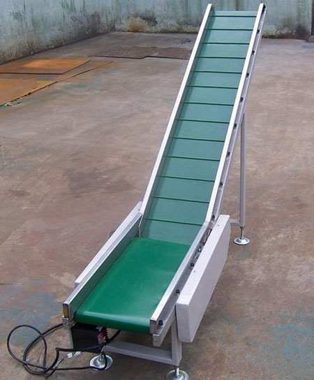 Yupack Inclined Belt Conveyor