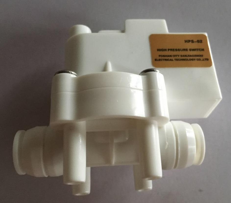 E-Chen Pressure Tank High Pressure Shut-off Switch