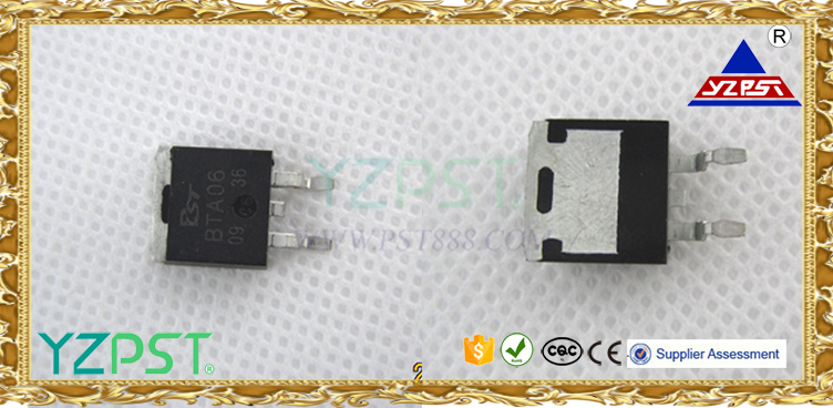 scr transistor plastic package power regulator