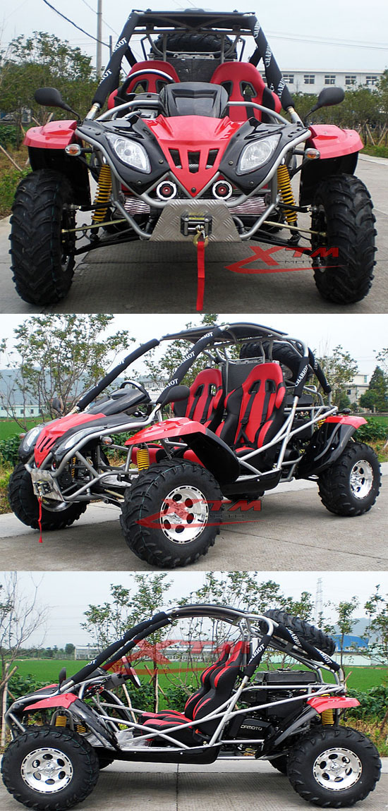 Beach Road Legal Approved 500cc 4X4 Dune Buggy