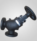 Shipbuilding Cast Iron 5k Screw Globe Valve